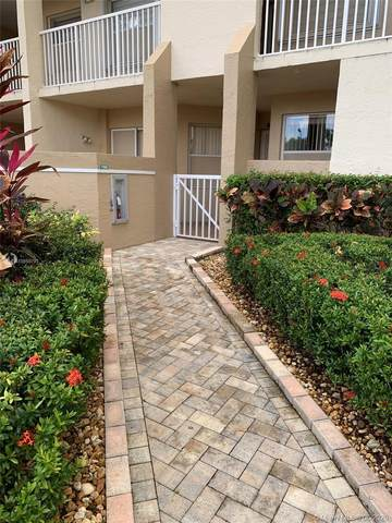 7305 Granville Dr #103, Tamarac, FL 33321 (MLS #A10859797) :: Castelli Real Estate Services