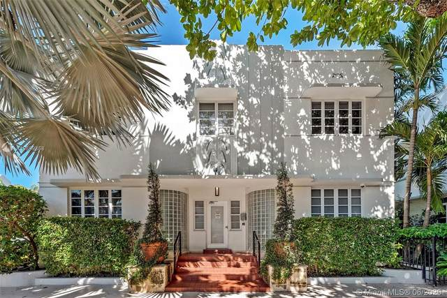 359 Meridian Ave A-104, Miami Beach, FL 33139 (MLS #A10859858) :: Ray De Leon with One Sotheby's International Realty