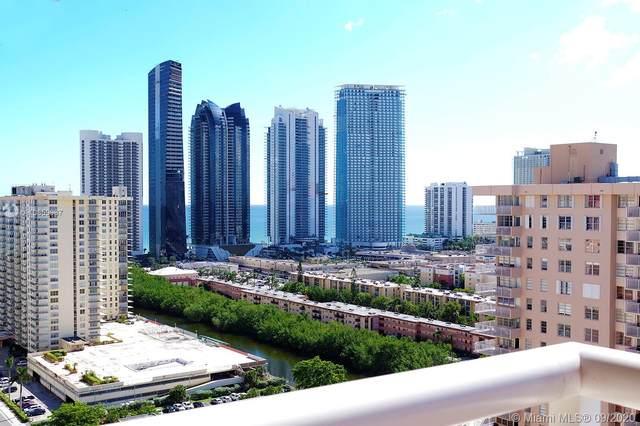 251 174th St #2306, Sunny Isles Beach, FL 33160 (MLS #A10859987) :: Berkshire Hathaway HomeServices EWM Realty