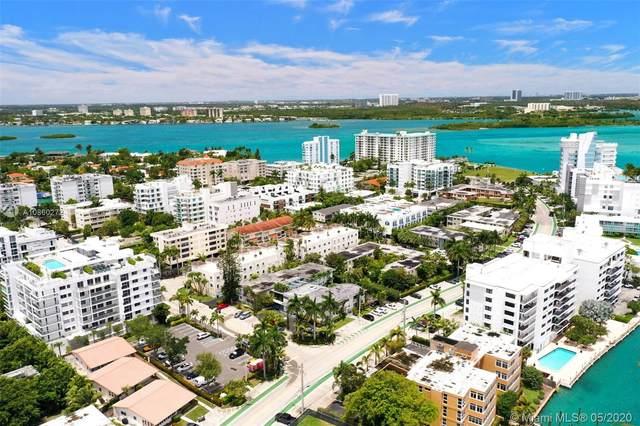 10006 E Bay Harbor Dr #15, Bay Harbor Islands, FL 33154 (MLS #A10860272) :: Lucido Global