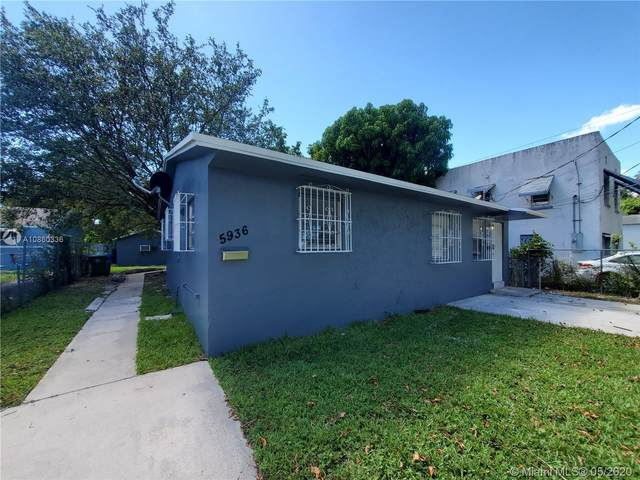 5934 NW Ave, Miami, FL 33127 (MLS #A10860336) :: The Teri Arbogast Team at Keller Williams Partners SW