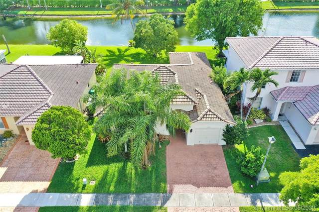 1800 SW 120th Ter, Miramar, FL 33025 (MLS #A10860489) :: The Riley Smith Group