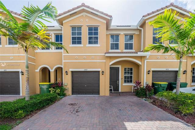 1447 SE 24th Ave #0, Homestead, FL 33035 (MLS #A10860568) :: THE BANNON GROUP at RE/MAX CONSULTANTS REALTY I