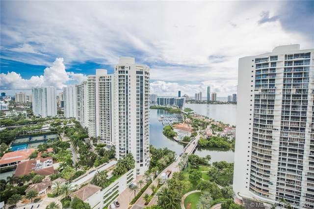 4100 Island Blvd 2104/3, Aventura, FL 33160 (MLS #A10860926) :: Berkshire Hathaway HomeServices EWM Realty
