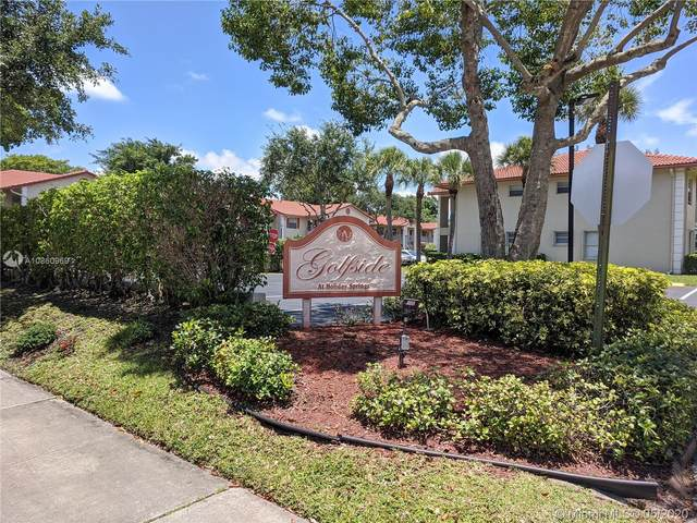 3081 Holiday Springs Blvd 203-6, Margate, FL 33063 (MLS #A10860969) :: Re/Max PowerPro Realty
