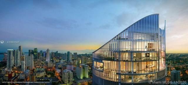 851 NE 1st Ave Ph 4812, Miami, FL 33132 (MLS #A10861047) :: Castelli Real Estate Services