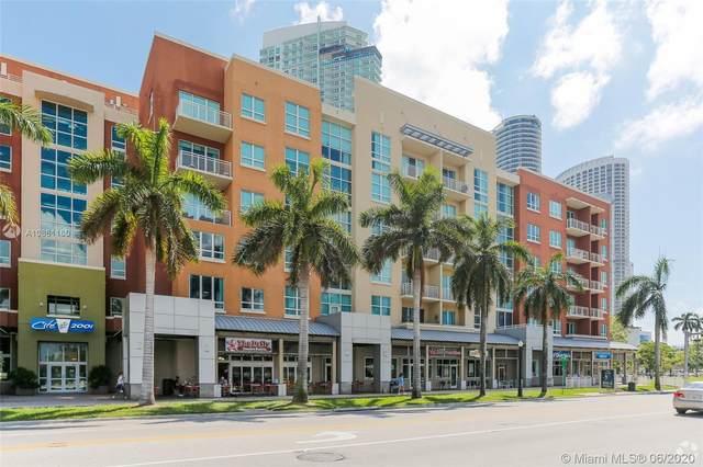 2001 Biscayne Blvd #2104, Miami, FL 33137 (MLS #A10861160) :: Grove Properties