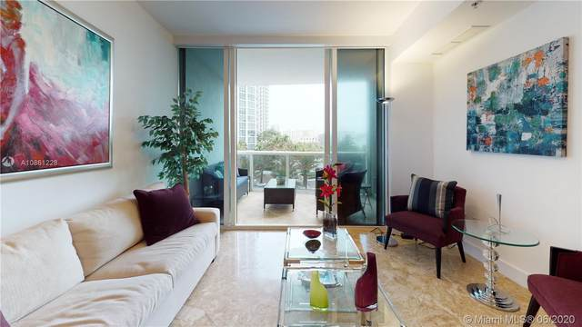 18201 Collins Ave #605, Sunny Isles Beach, FL 33160 (MLS #A10861228) :: The Riley Smith Group