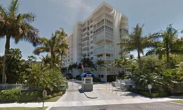 605 Ocean Dr 8M, Key Biscayne, FL 33149 (MLS #A10861305) :: Carole Smith Real Estate Team