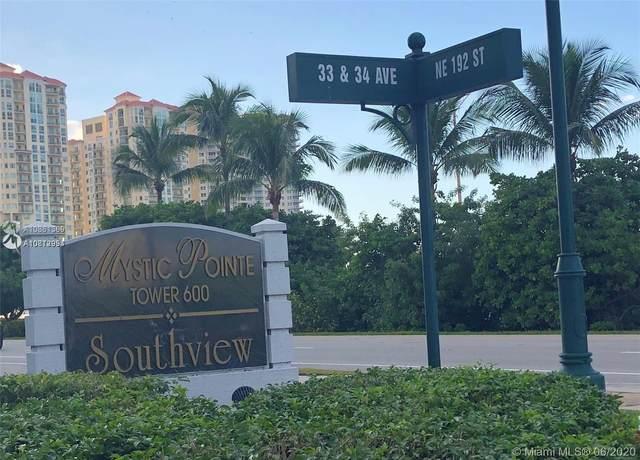3440 NE 192nd St 2A-A, Aventura, FL 33180 (MLS #A10861369) :: The Riley Smith Group