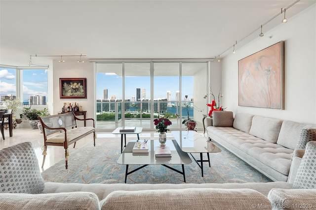 3201 NE 183rd St #1901, Aventura, FL 33160 (MLS #A10861776) :: Ray De Leon with One Sotheby's International Realty
