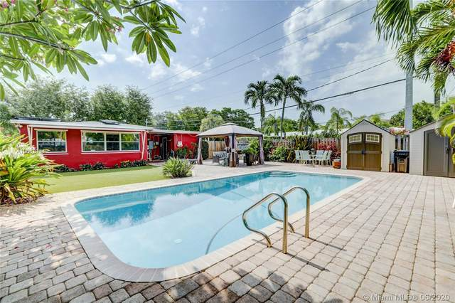 1401 NE 17th Ave, Fort Lauderdale, FL 33304 (MLS #A10862134) :: The Teri Arbogast Team at Keller Williams Partners SW