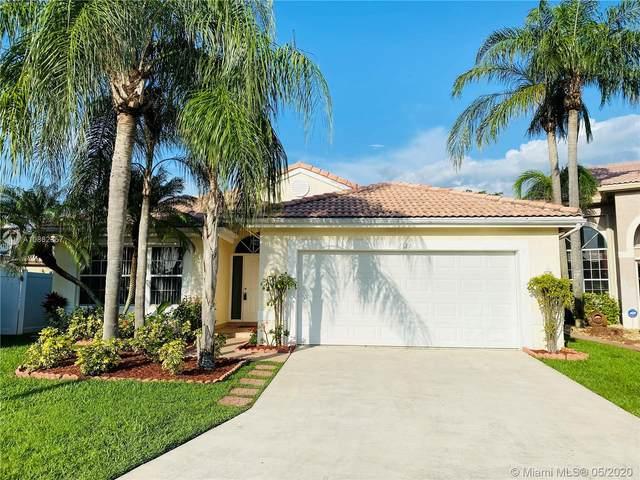 1347 SW 181st Ave, Pembroke Pines, FL 33029 (MLS #A10862357) :: ONE | Sotheby's International Realty
