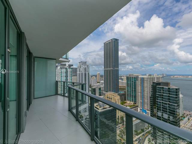 1300 S Miami Ave #3903, Miami, FL 33130 (MLS #A10862472) :: The Howland Group