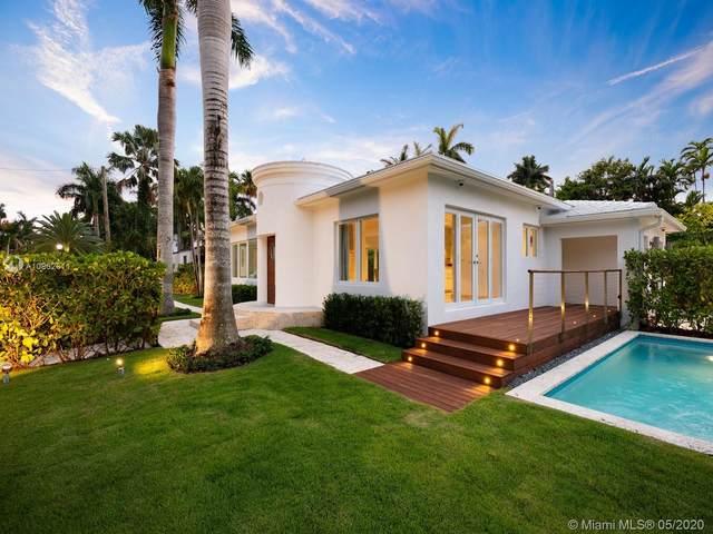 330 E San Marino Dr, Miami Beach, FL 33139 (MLS #A10862611) :: ONE | Sotheby's International Realty