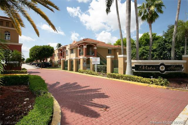 15330 SW 134 Pl #302, Miami, FL 33177 (MLS #A10862775) :: The Jack Coden Group
