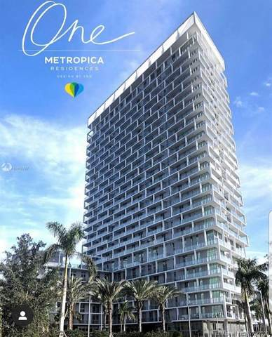 2000 NW Metropica Way #505, Sunrise, FL 33323 (MLS #A10862787) :: Castelli Real Estate Services