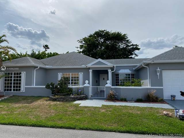 4511 Queen Palm Lane, Tamarac, FL 33319 (MLS #A10862990) :: ONE | Sotheby's International Realty