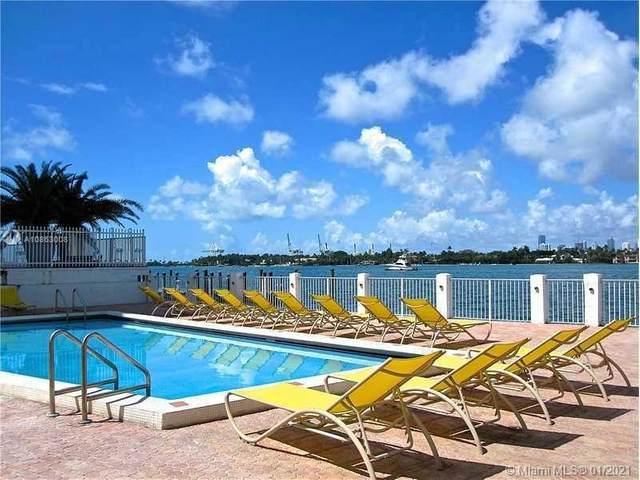 1250 West Ave 14O, Miami Beach, FL 33139 (MLS #A10863008) :: The Riley Smith Group