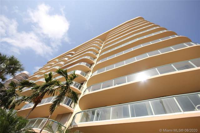 8855 Collins Ave 4G, Surfside, FL 33154 (MLS #A10863160) :: Berkshire Hathaway HomeServices EWM Realty