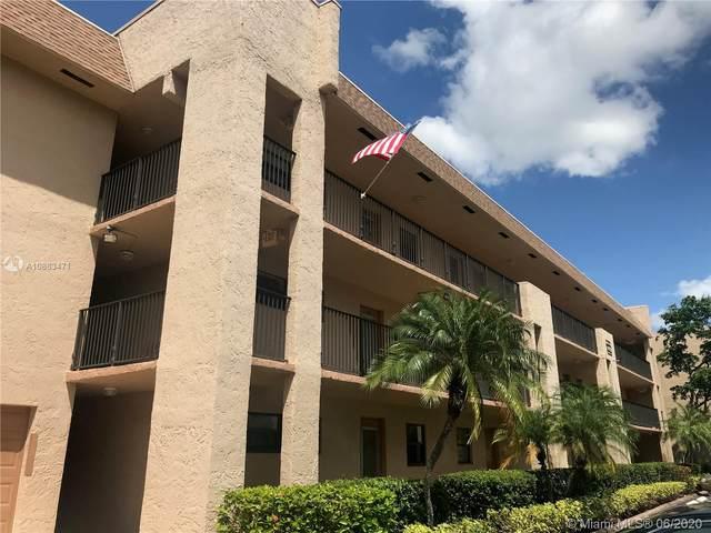 10123 Sunrise Lakes Blvd #209, Sunrise, FL 33322 (MLS #A10863471) :: Berkshire Hathaway HomeServices EWM Realty