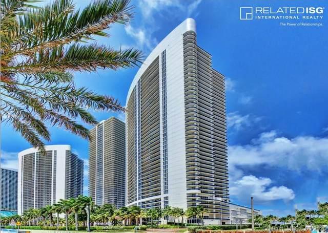 1850 S Ocean Dr #2709, Hallandale Beach, FL 33009 (MLS #A10863614) :: The Riley Smith Group