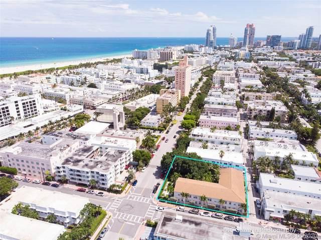 950 Pennsylvania Ave C1, Miami Beach, FL 33139 (MLS #A10863646) :: Carole Smith Real Estate Team