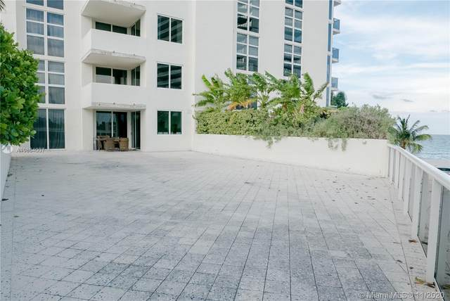 19111 Collins Avenue #107, Sunny Isles Beach, FL 33160 (MLS #A10864007) :: ONE Sotheby's International Realty