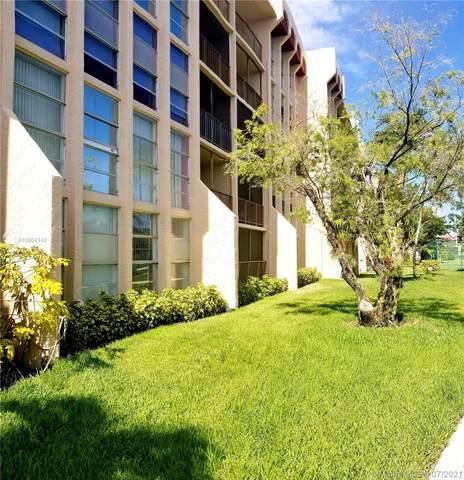 2001 Atlantic Shores Blvd #116, Hallandale Beach, FL 33009 (#A10864142) :: Posh Properties