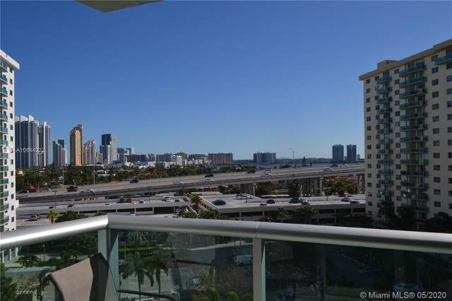 19380 Collins Ave #825, Sunny Isles Beach, FL 33160 (MLS #A10864222) :: Green Realty Properties