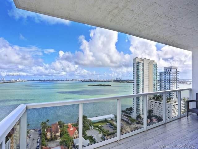 600 NE 27th St #2201, Miami, FL 33137 (MLS #A10864407) :: ONE | Sotheby's International Realty