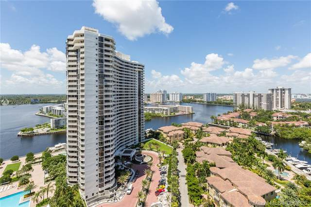 2000 Island Blvd 2107 S.W View, Aventura, FL 33160 (MLS #A10864544) :: The Riley Smith Group