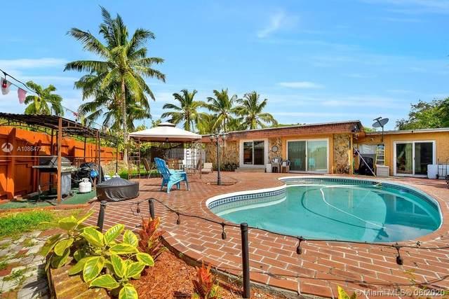 7800 NW 68th Ave, Tamarac, FL 33321 (MLS #A10864728) :: Castelli Real Estate Services