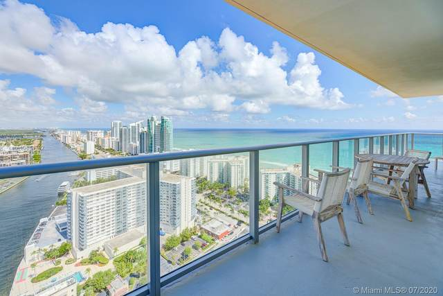 4010 S Ocean Dr #3201, Hollywood, FL 33019 (MLS #A10864792) :: Carole Smith Real Estate Team