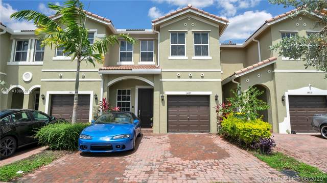1463 SE 26th Ave #1463, Homestead, FL 33035 (MLS #A10864819) :: THE BANNON GROUP at RE/MAX CONSULTANTS REALTY I