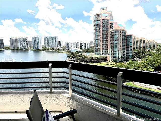 3530 Mystic Pointe Dr #1403, Aventura, FL 33180 (MLS #A10865000) :: The Riley Smith Group
