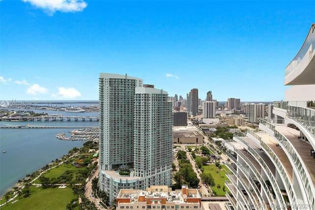 2020 N Bayshore Dr #4103, Miami, FL 33137 (MLS #A10865070) :: Carole Smith Real Estate Team