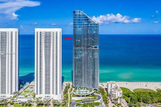 15701 Collins Ave #3701, Sunny Isles Beach, FL 33160 (MLS #A10865312) :: ONE Sotheby's International Realty
