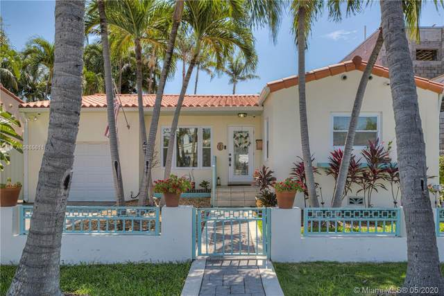 9265 Dickens Ave, Surfside, FL 33154 (MLS #A10865811) :: The Jack Coden Group