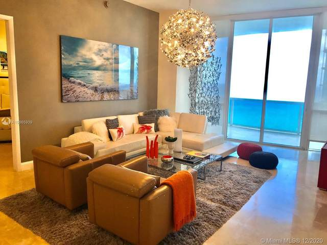 15811 Collins Ave #3507, Sunny Isles Beach, FL 33160 (MLS #A10865939) :: The Howland Group