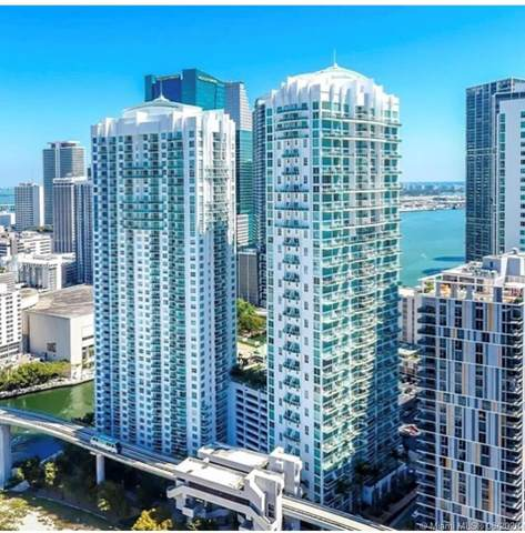 31 SE 5th #1803, Miami, FL 33131 (MLS #A10865949) :: Carole Smith Real Estate Team