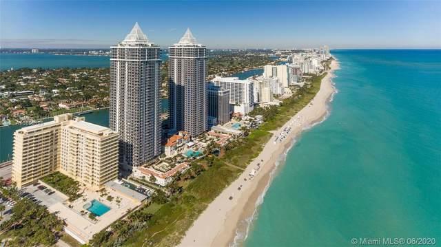4775 Collins Av Ca-D28, Miami Beach, FL 33140 (MLS #A10866195) :: Laurie Finkelstein Reader Team