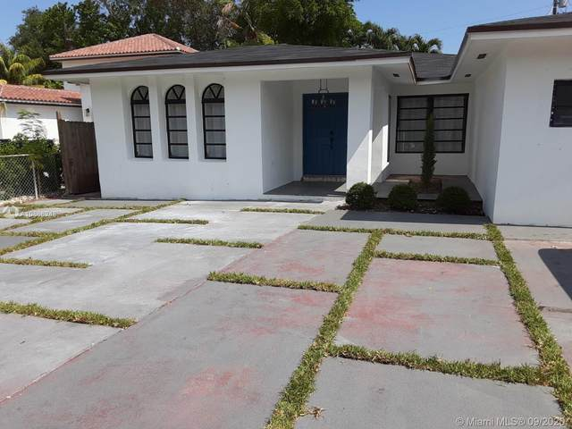 2161 SW 24th St, Miami, FL 33145 (MLS #A10866248) :: Berkshire Hathaway HomeServices EWM Realty