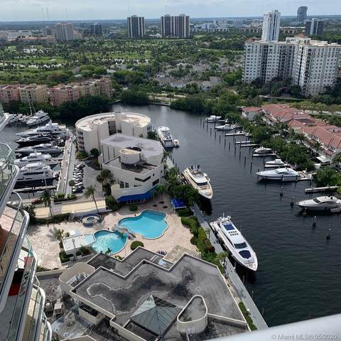 19707 Turnberry Way 27L, Aventura, FL 33180 (MLS #A10866449) :: Green Realty Properties