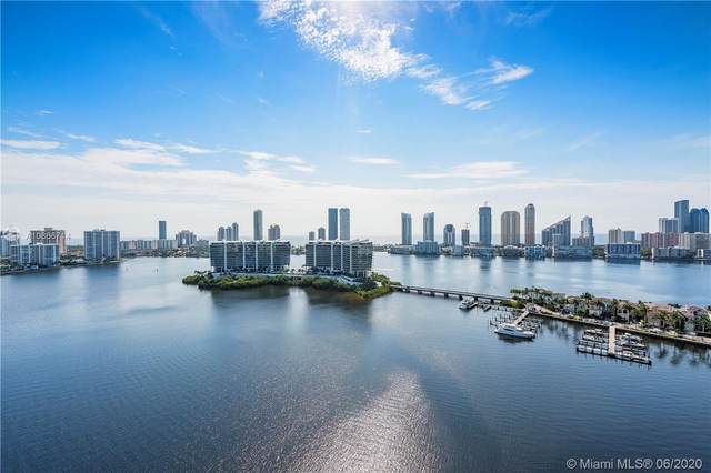 3201 NE 183rd St #2507, Aventura, FL 33160 (MLS #A10866714) :: The Riley Smith Group