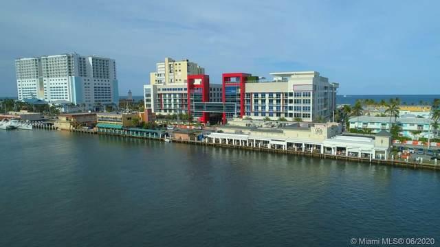 777 N Ocean Dr N207, Hollywood, FL 33019 (MLS #A10866839) :: ONE Sotheby's International Realty
