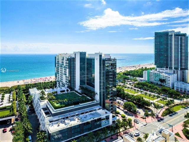 2201 Collins Ave #1211, Miami Beach, FL 33139 (MLS #A10867023) :: United Realty Group