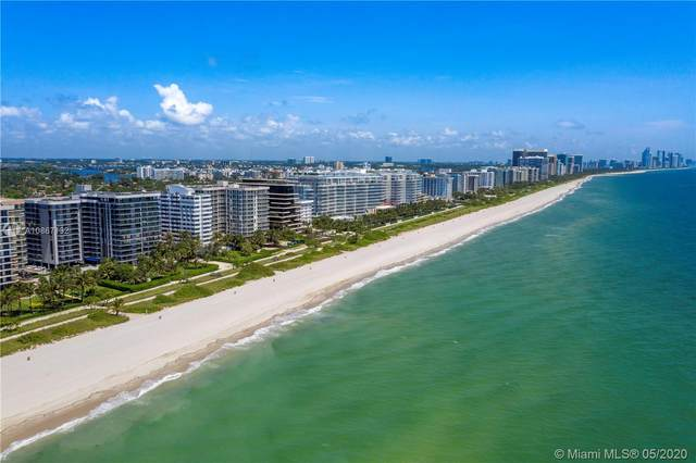 8911 Collins Ave #601, Surfside, FL 33154 (MLS #A10867132) :: The Jack Coden Group