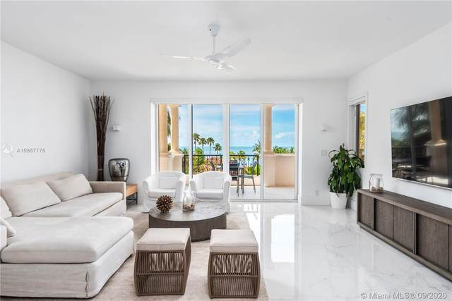 19143 Fisher Island Dr #19143, Miami Beach, FL 33109 (MLS #A10867176) :: Ray De Leon with One Sotheby's International Realty