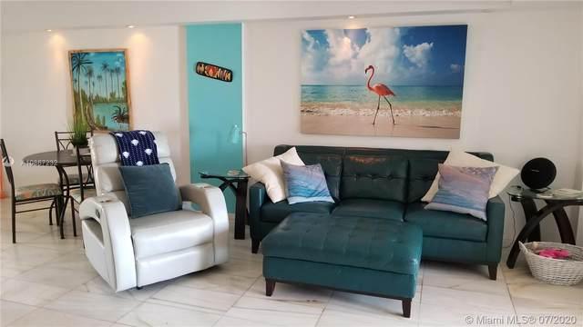 240 Collins Ave 6C, Miami Beach, FL 33139 (MLS #A10867232) :: Berkshire Hathaway HomeServices EWM Realty